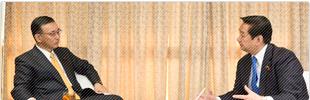 「絆」を核に新しい日本の時代をつくる<br />新春インタビュー 谷垣禎一総裁に聞く