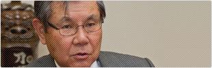 保利耕輔・憲法改正推進本部長インタビュー