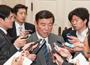 平成25年度予算成立を受けて 石破幹事長ぶら下がり会見