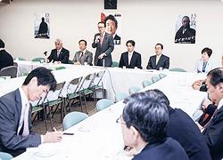 国民投票法改正案を了承 党憲法改正推進本部など合同会議