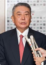 大島理森副総裁ぶら下がり会見   記者会見   ニュース   自由民主党