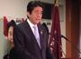 安倍総裁会見 政策実行加速を強調