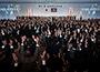 「日本が世界の真ん中で輝く1年に」安倍総裁が党大会であいさつ