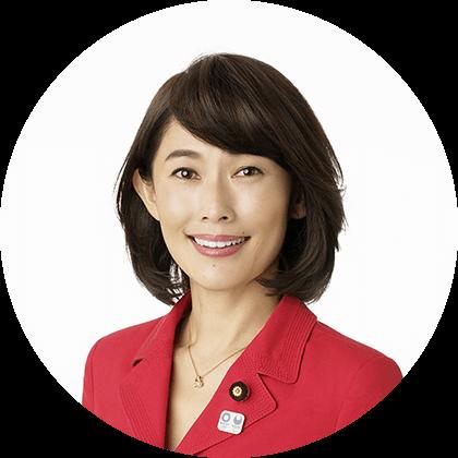丸川 珠代 公認候補者|「日本の明日を切り拓く。」 | 2019年 第25回 ...