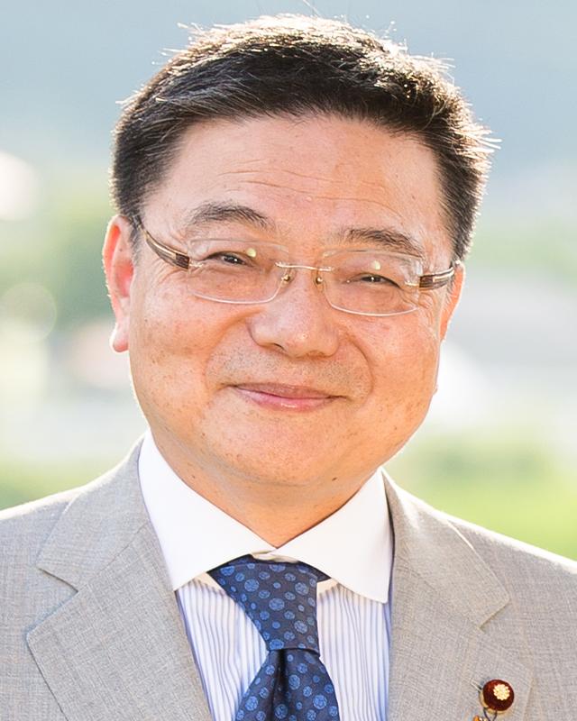 衆議院議員 古川 康