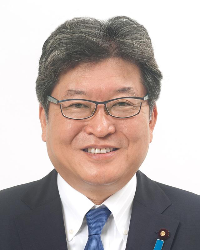 衆議院議員 萩生田 光一